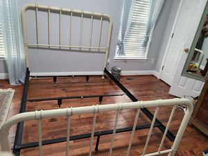Queen bed frame for Sale in Sterling, VA