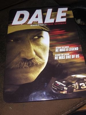 Dale narrated by Paul newman for Sale in Clinton, IN