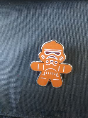 Disney Star Wars Christmas pin for Sale in Fontana, CA