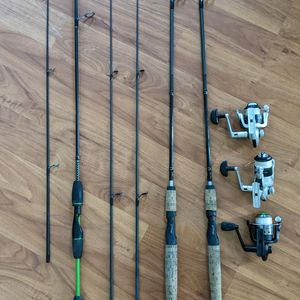 Unused Shakespeare Spin Fishing Gear! for Sale in Irvine, CA