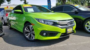 2016 Honda Civic Coupe for Sale in Fresno, CA