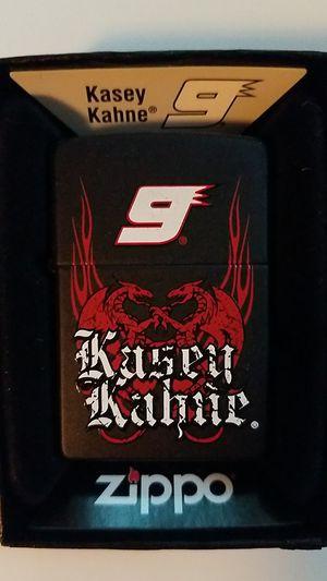 Zippo Kasey kahne #9 black matte 24728 for Sale in Los Angeles, CA