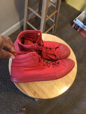 Converse All Star Red Size 6 for Sale in Aurora, IL