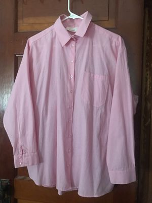 pink shirt S-M for Sale in Medford, MA