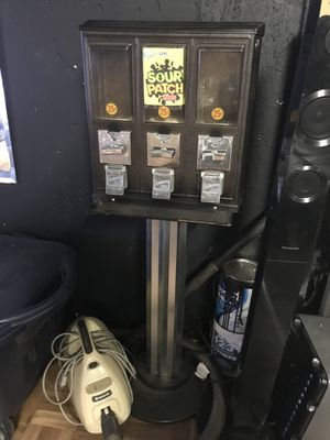 Candy machine for Sale in Westport, MA