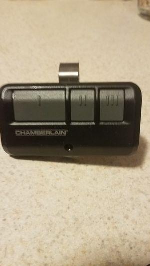 Programmable universal (Chamberlain) garage door opener for Sale in Franklinton, NC