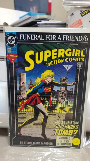 DC COMIC, Funeral for a Friend/6 for Sale in Albuquerque, NM