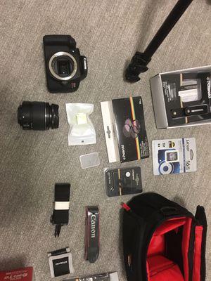 Canon t6 brand new package read description for Sale in Detroit, MI