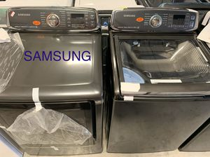 BRAND NEW SAMSUNG WASHER AND DRYER for Sale in Houston, TX