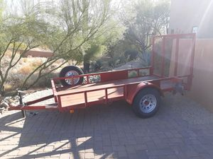 Carson 5 x 10 utility trailer for Sale in Scottsdale, AZ