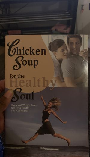 Free chicken soup for the Healthy soul for Sale in Phoenix, AZ