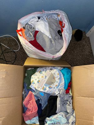 Baby clothing in great condition size NB 0-3 for Sale in Escondido, CA