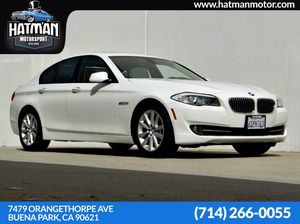 2011 BMW 5 Series for Sale in Buena Park, CA