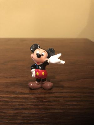 Vintage Mickey Mouse Figure for Sale in Centreville, VA