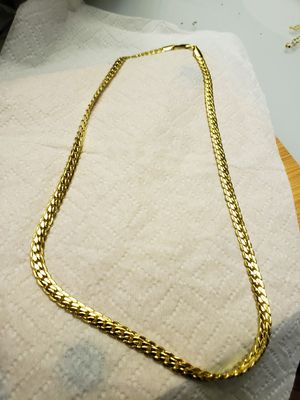 Gold Plate Genuine Clasque. Non-fake and non-traditional Thai origin for Sale in Phoenix, AZ