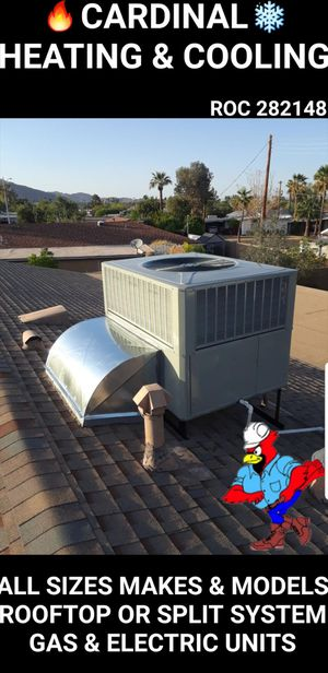 AC Heat Pump Air Conditioner HVAC Installed for Sale in Phoenix, AZ