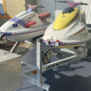 Jet Ski And Trailer For sale for Sale in Miami, FL