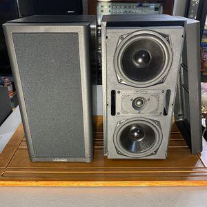 Mission 761 I black Bookshelf Speaker 😊 for Sale in San Diego, CA