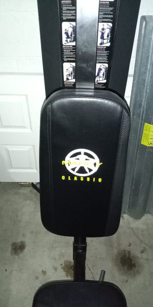 Weight machines , like new for Sale in Port St. Lucie, FL