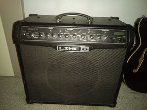 LINE6 SPIDER IV GUITAR AMPLIFIER WITH EFFECTS for Sale in Carmichael, CA