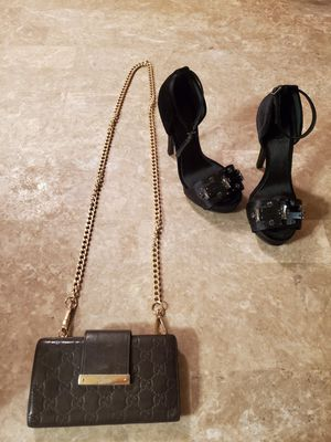 Gucci and tory heels for Sale in Phoenix, AZ