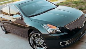 Special 2007 Nissan Altima SL v6 for Sale in Seattle, WA
