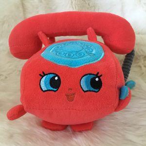 Shopkins /Phone Cuddle Stuffed Animal for Sale in Menifee, CA
