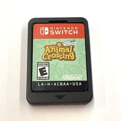 Animal Crossing For Nintendo Switch for Sale in Auburn,  WA