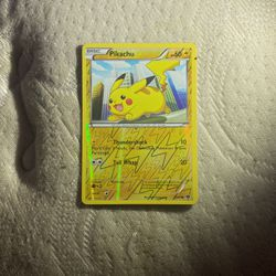 Reverse Holo Pikachu for Sale in Lake Worth,  FL