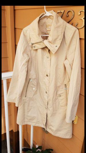 Michael Kors women jacket /raincoat size medium for Sale in Everett, WA