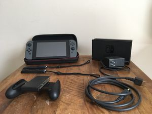 Like-new Nintendo Switch for Sale in Akron, OH