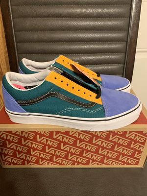Brand new men's vans size 9 with box for Sale in San Antonio, TX