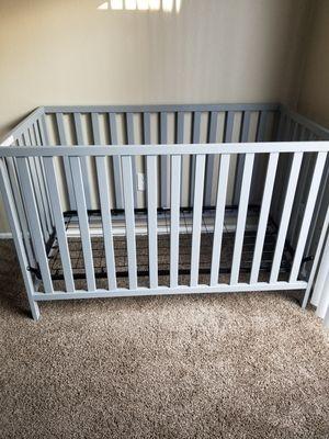 Wayfair Baby Crib Grey for Sale in Anaheim, CA