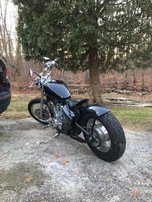 Honda shadow bobber motorcycle for Sale in Milford, MA
