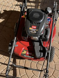 """Toro Recycler 22"""" Variable Speed Mower (20377 for Sale in Los Angeles,  CA"""