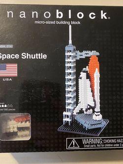 Lego Nanoblock Space Shuttle for Sale in Newberg,  OR
