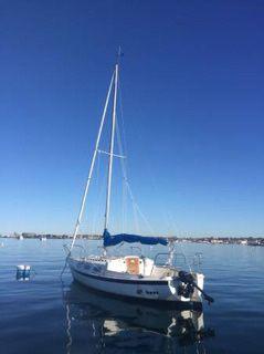 Tanzer 22 Sailboat w/ Outboard for Sale in Jamestown, RI
