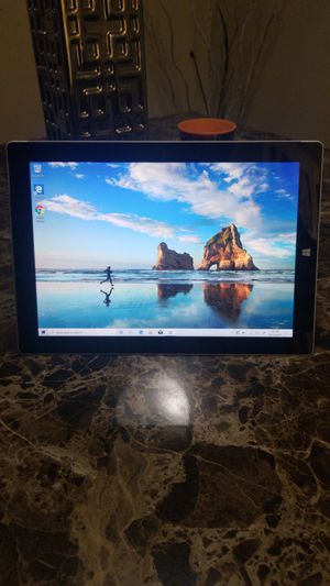 microsaft surface 3 tablet computer for Sale in Tampa, FL