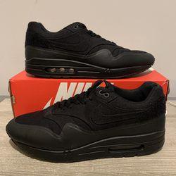Nike Air Max 1 Black Patch Size 12 for Sale in Marietta,  GA