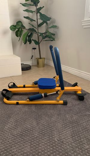 Kids rowing machine - adjustable resistance exercise equipment for Sale in Mesa, AZ