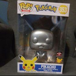 Metallic Jumbo 25th anniversary Pikachu for Sale in Chicago,  IL