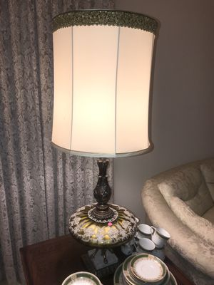 Beautiful set of vintage lamps $150 for both for Sale in Santa Ana, CA