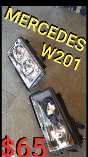 MERCEDES w201 headlights for Sale in Los Angeles, CA