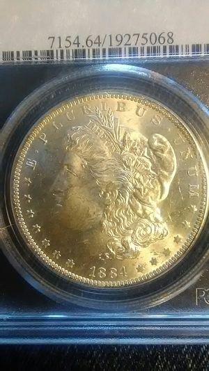 1884-o Morgan silver dollar for Sale in Norman, OK