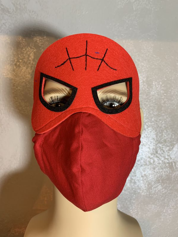 Face masks For your company, superhero for the children and custom masks
