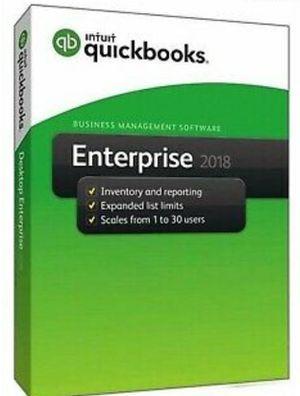 QuickBooks Enterprise Accountant 2018 for Sale in San Jose, CA