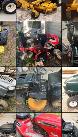 Riding Mowers for Sale in Baytown,  TX