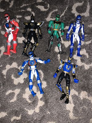 Power rangers bundle for Sale in Stoughton, MA
