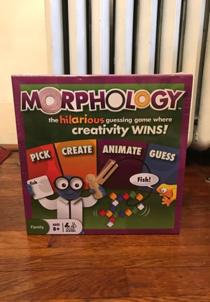 Morphology board game. for Sale in Pittsburgh, PA