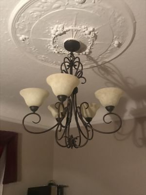 Chandelier, light fixture for Sale in Dearborn, MI